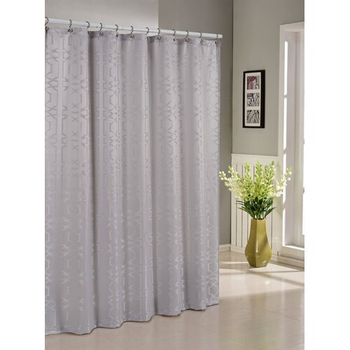 Kempsey Polyester Shower Curtain