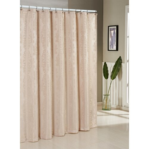 Parson Jacquard Shower Curtain