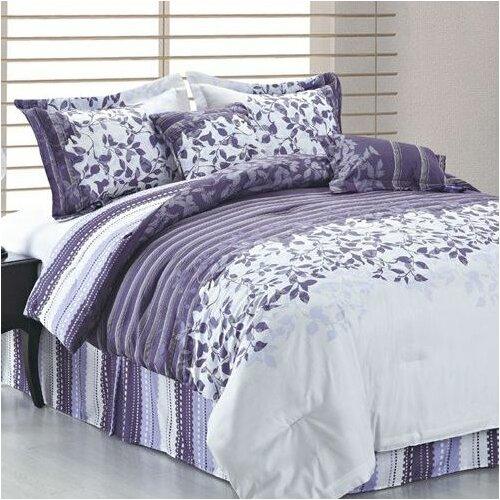 DR International Beckett 6 Piece Comforter Set