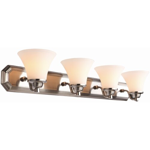 DVI Valletta 4 Light Bath Vanity Light