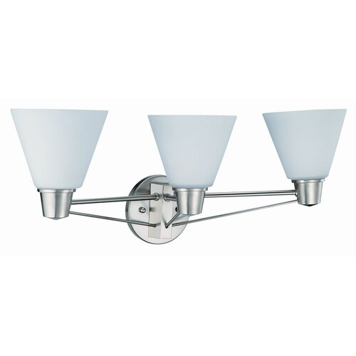 DVI Yorkville 3 Light Bath Vanity Light