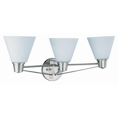 DVI Yorkville 3 Light Bath Vanity Light