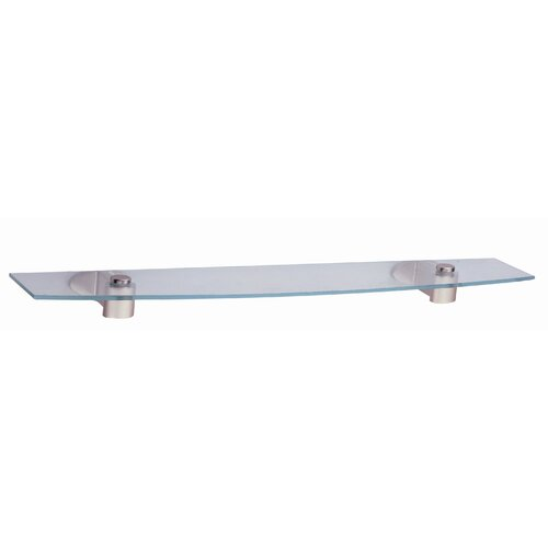 "DVI Europa 19.75"" x 2.75"" Bathroom Shelf"