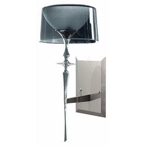 DVI Library 1 Light Wall Sconce