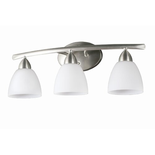 DVI Longbow 3 Light Bath Vanity Light
