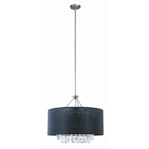 DVI Piccadilly 5 Light Drum Pendant