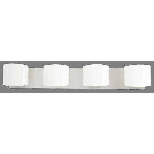 DVI Normandy 4 Light Bath Vanity Light