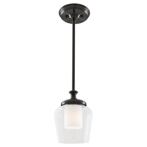 Isabella 1 Light Mini Pendant