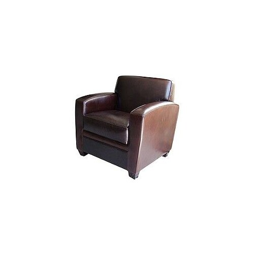 Dexter Top Grain Leather Standard Chair