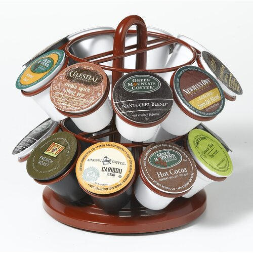 Nifty Home Products 18 K-Cup Pod Mini Carousel