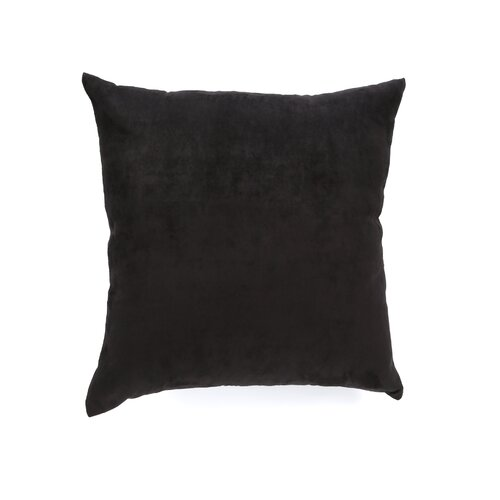 Easy Fit Ultra Suede Polyester Square Pillow