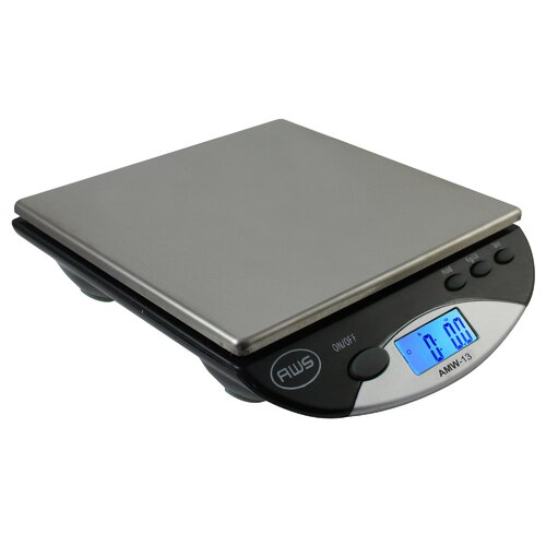 American Weigh Scales Digital Tabletop Kitchen Scale