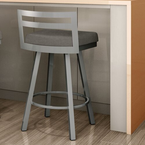 Amisco Urban Style Derek 26 Quot Swivel Bar Stool Amp Reviews