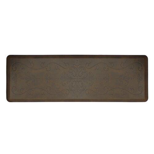 WellnessMats Motif Entwine Antique Mat