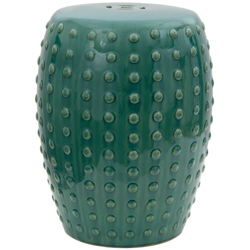 Porcelain Garden Stool