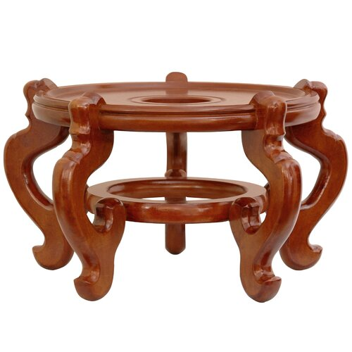Oriental Furniture Fishbowl Stand