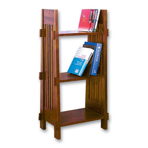 "Oriental Furniture 24"" Bookcase"