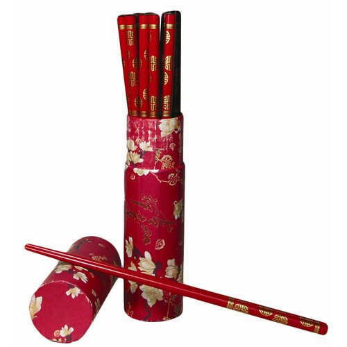 Oriental Furniture 20 Piece Chopsticks Set