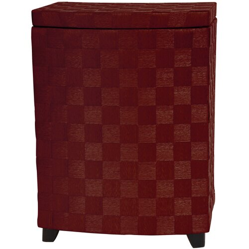 Oriental Furniture Laundry Hamper