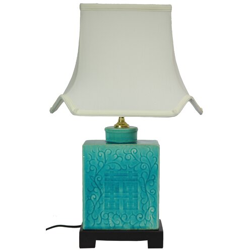 Oriental Furniture Table Lamp