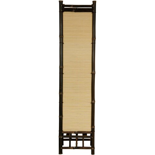 Oriental Furniture Japanese Kojima Shoji Lantern Floor Lamp