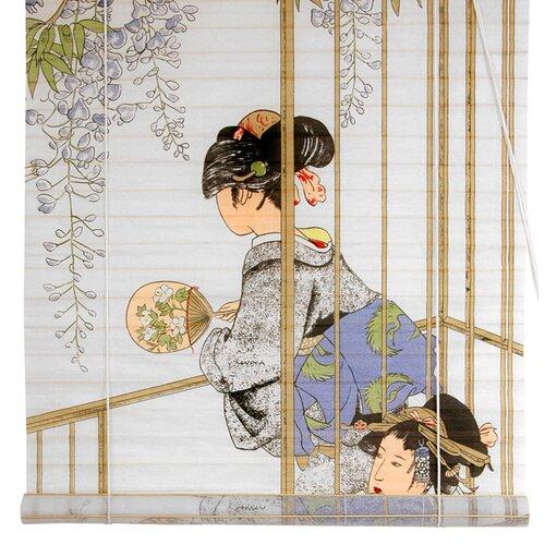Geisha Shoji Rice Paper Roller Blind