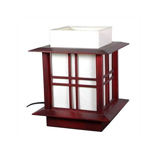"Oriental Furniture Akida 12"" H Table Lamp"