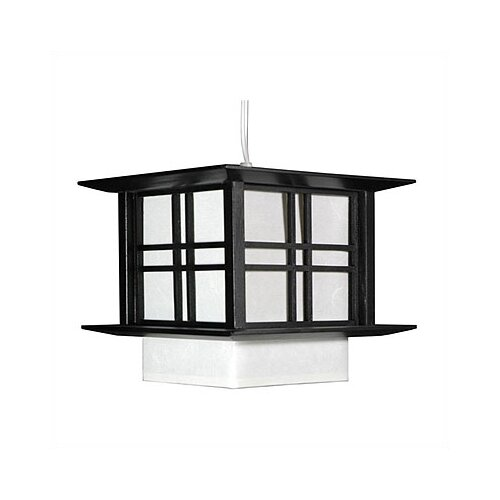 Oriental Furniture Akida 1 Light Hanging Lamp