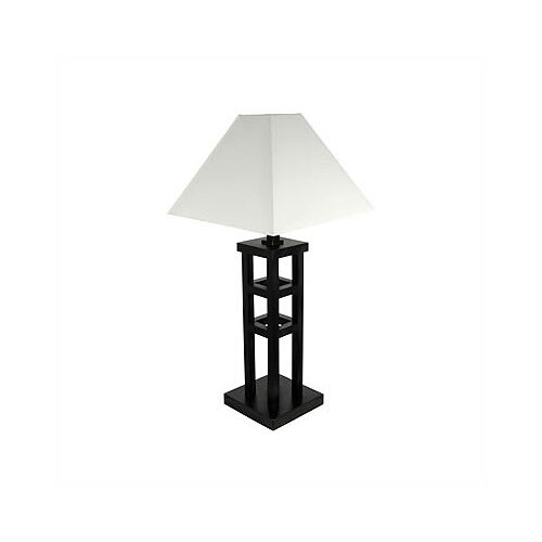 Oriental Furniture Small Mosko Table Lamp
