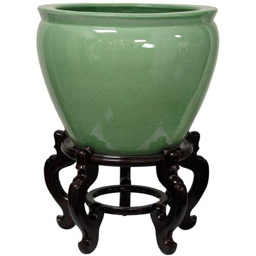 Porcelain Fishbowl