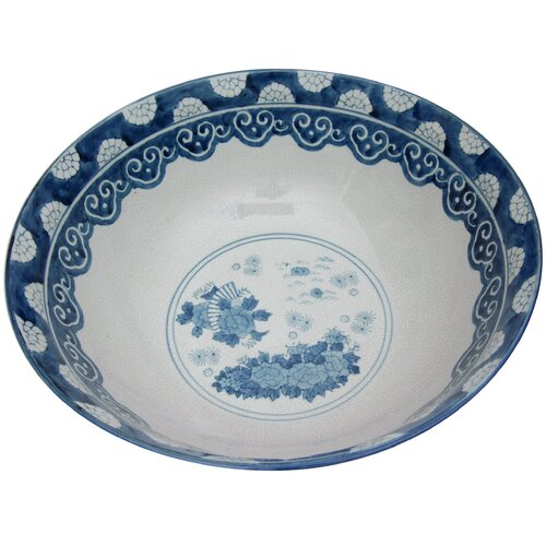 Ladies Porcelain Bowl