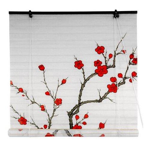 Blossom Shoji Rice Paper Roller Blind