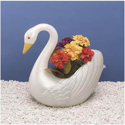 Union Products Swan Planter Reviews Wayfair