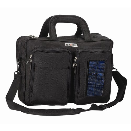 Solar Laptop Briefcase