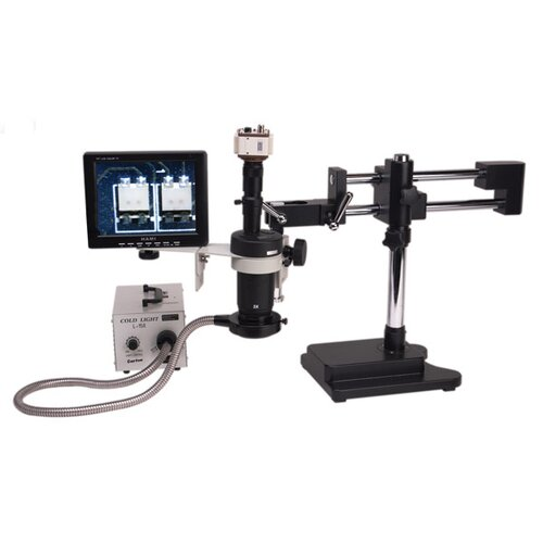 Aven Inc Video Inspection System with Flourescent Illumination