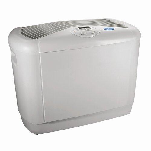 Essick Air Mini Console Style Evaporative Air Multiple Room Humidifier