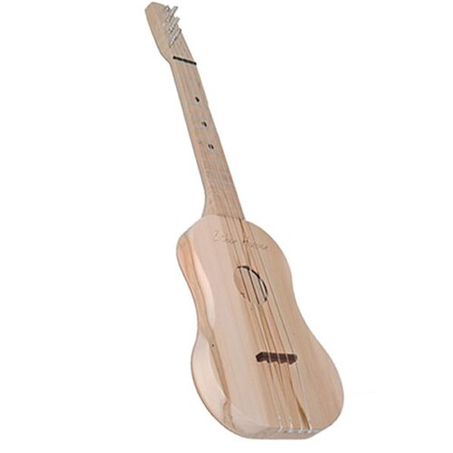 Zither Heaven Maple Soprano Ukulele