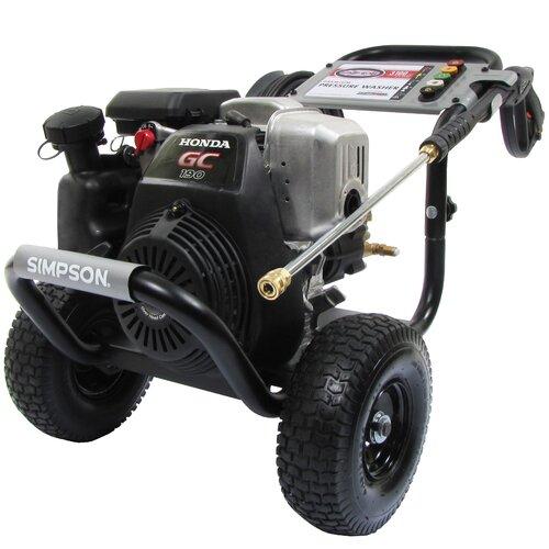 Mega Shot 3100 PSI Premium Gas Pressure Washer