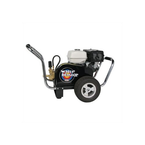 Water Blaster 4200 PSI Cold Water Gas Powered Pressure Washer with Honda Engine (Belt Drive) ...