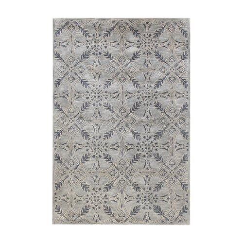 Bashian Rugs Rajput Light Blue Rug