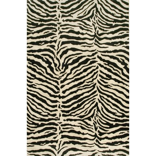 Greenwich Black/White Rug
