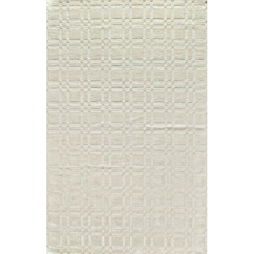 Bashian Rugs Radiance Intersect White Rug
