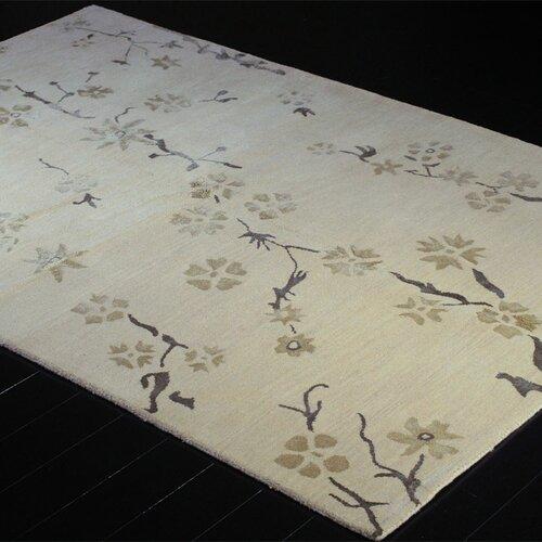 Bashian Rugs Greenwich Kimono Ivory Rug