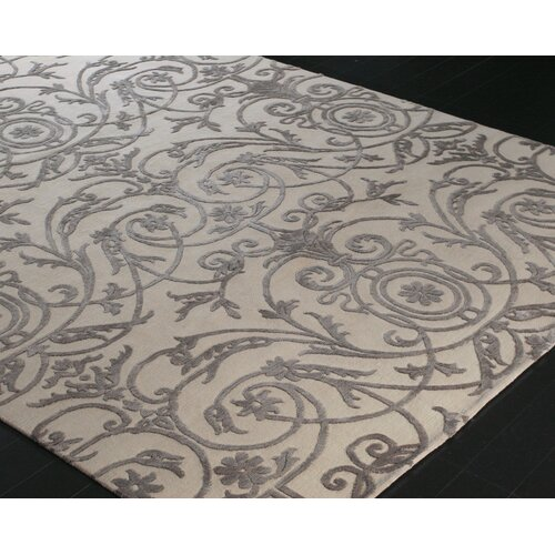 Bashian Rugs Regent White Intrepid Rug