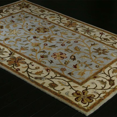 Bashian Rugs Wilshire Light Blue Rug