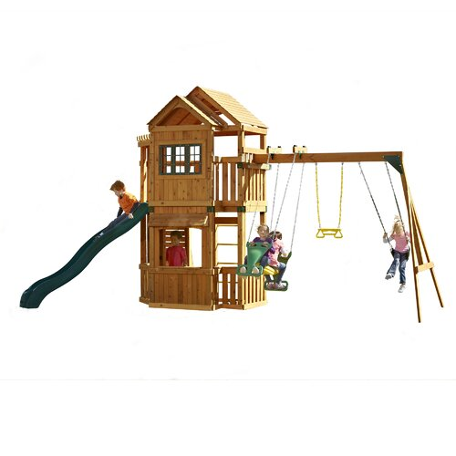 Play Set Mountain Swing Set