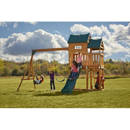 Swing-n-Slide Lindley Swing Set