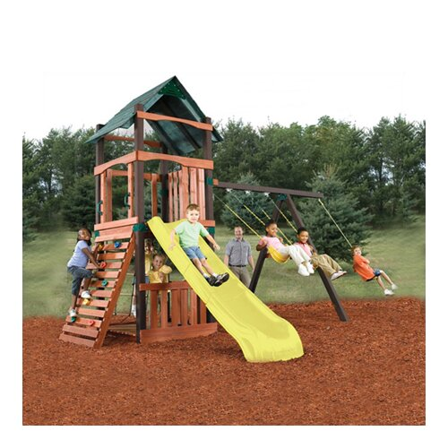 Tahoe No-Cut Swing Set