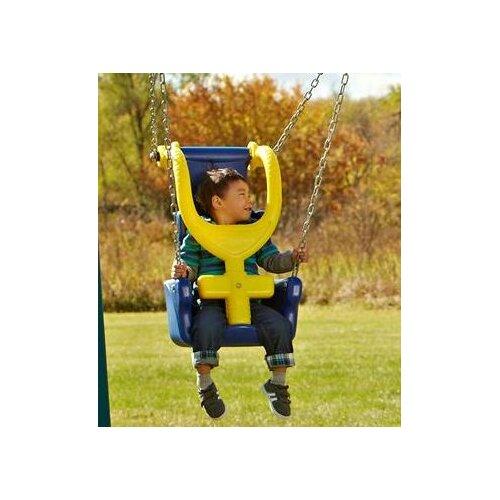 Swing-n-Slide Adaptive Swing Seat