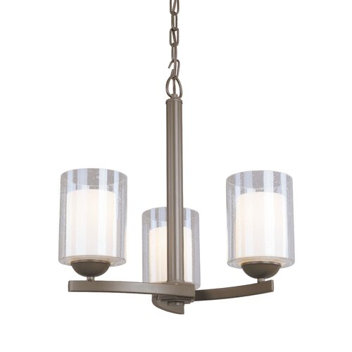 Woodbridge Lighting Cosmo 3 Light Chandelier